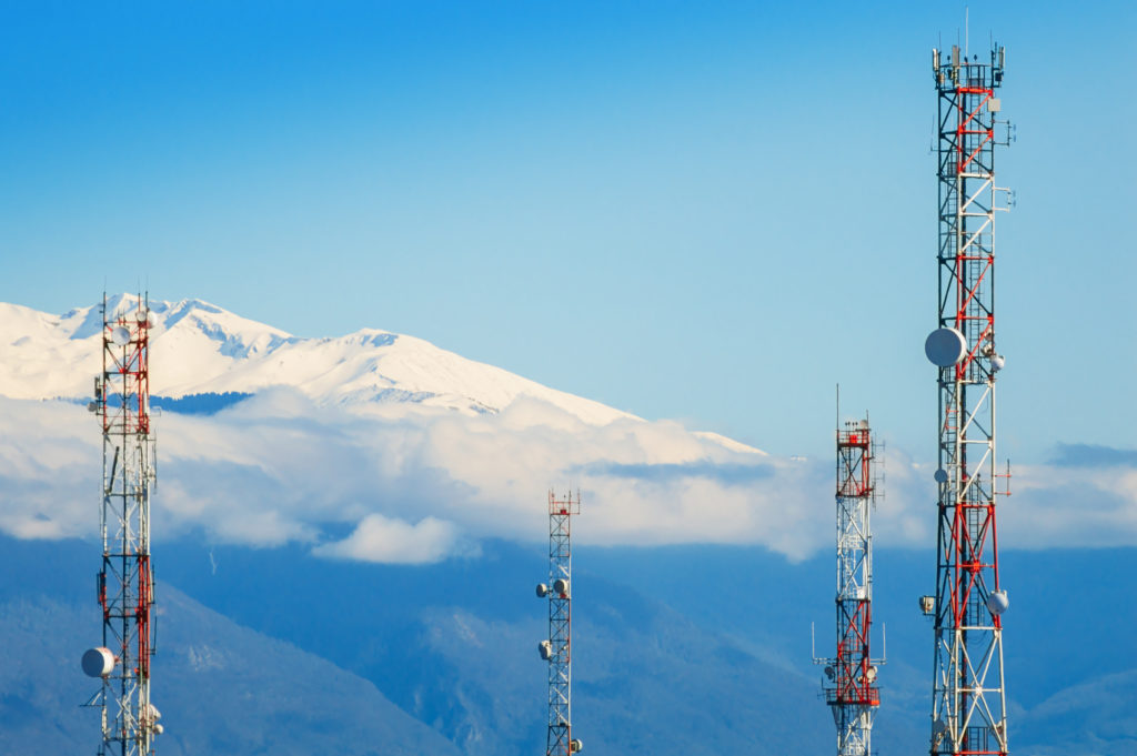 Mobile operators' spectrum appetite shifting to higher bands