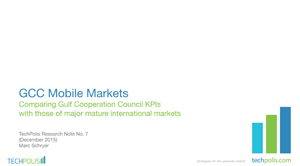 GCC Mobile Markets