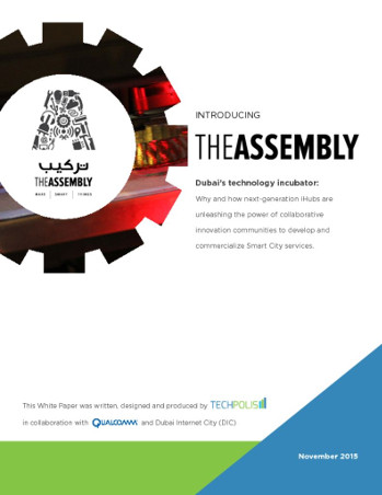 The Assembly Dubai's Technology Incubator